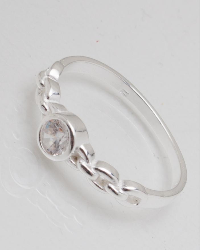 Inel argint cod 1-9159, gr1.8
