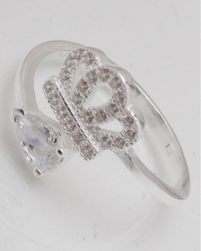 Inel argint cod 1-9183, gr2