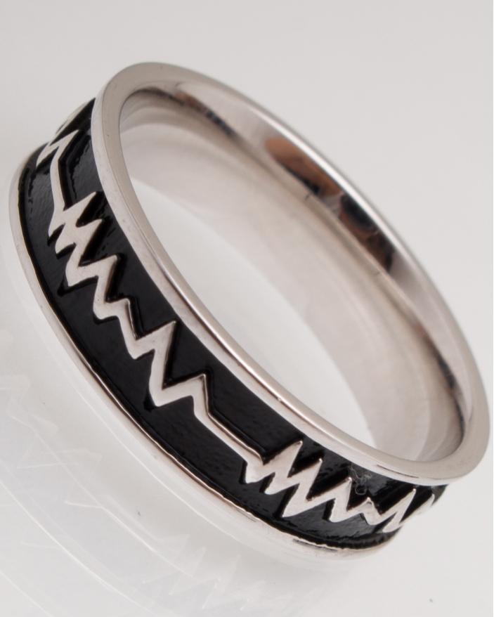 Inel argint cod 1-12520, gr3.7