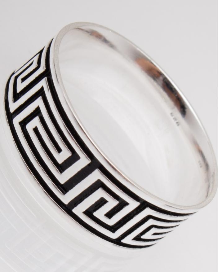 Inel argint cod 1-12529, gr5.6