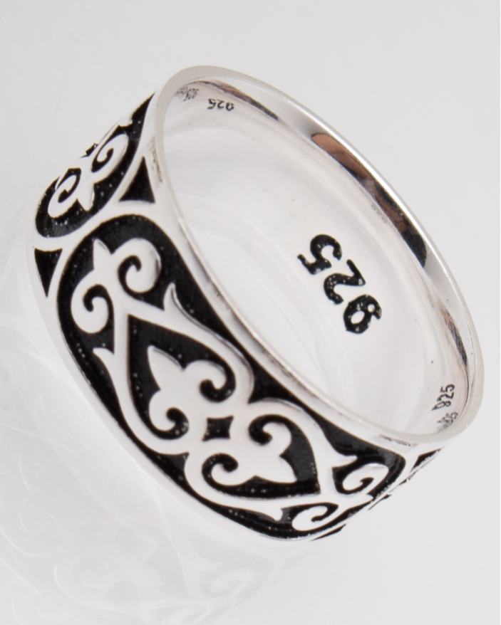 Inel argint cod 1-12534, gr5