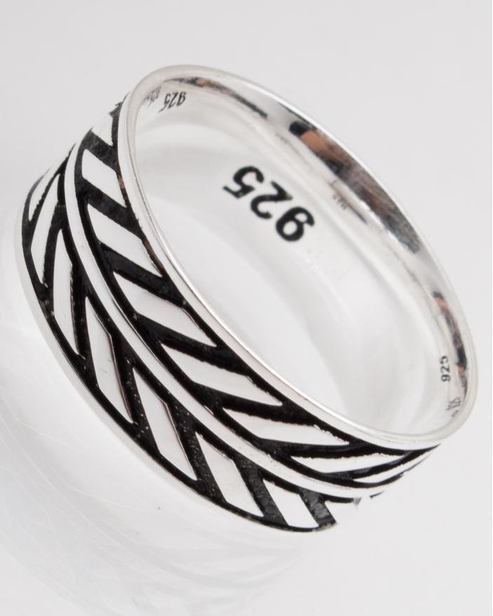 Inel argint cod 1-12537, gr4.7