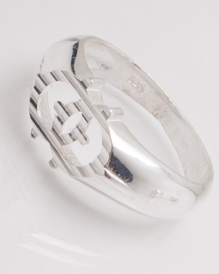 Inel argint cod 1-2867, gr3.5