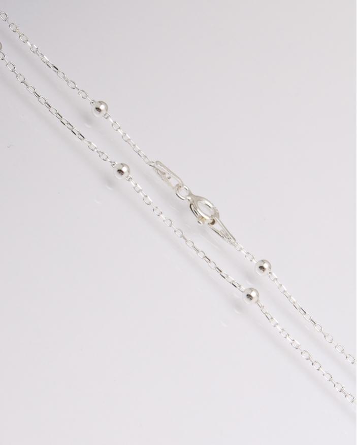 Colier argint cod 4-19637, gr1.6