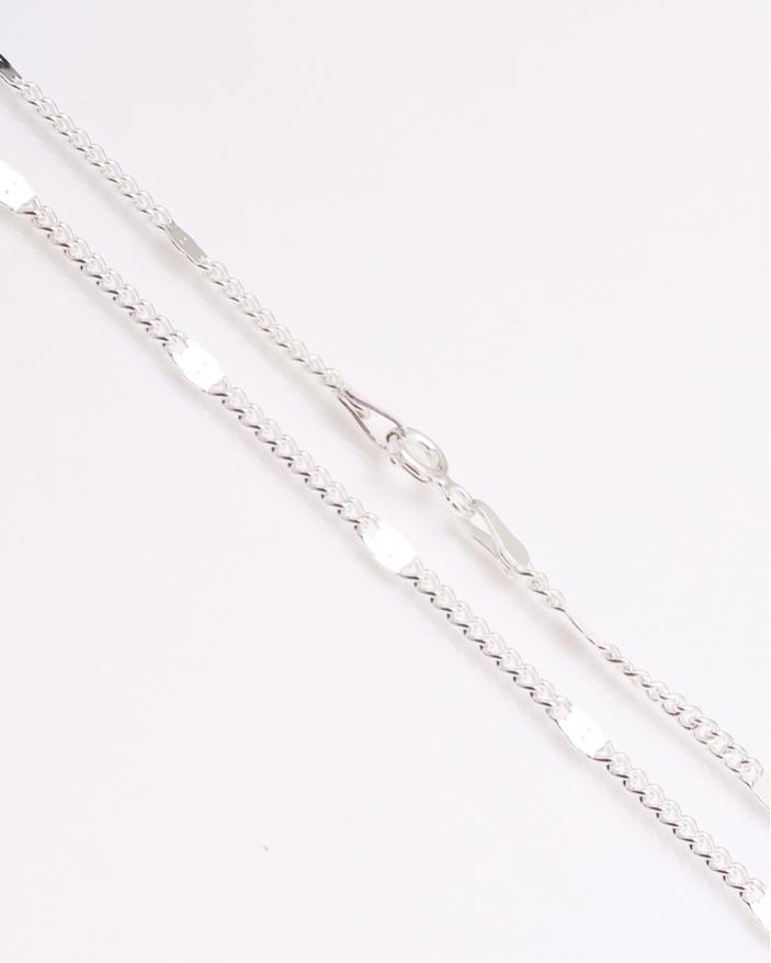 Colier argint 55 cm cod 4-24578, gr6