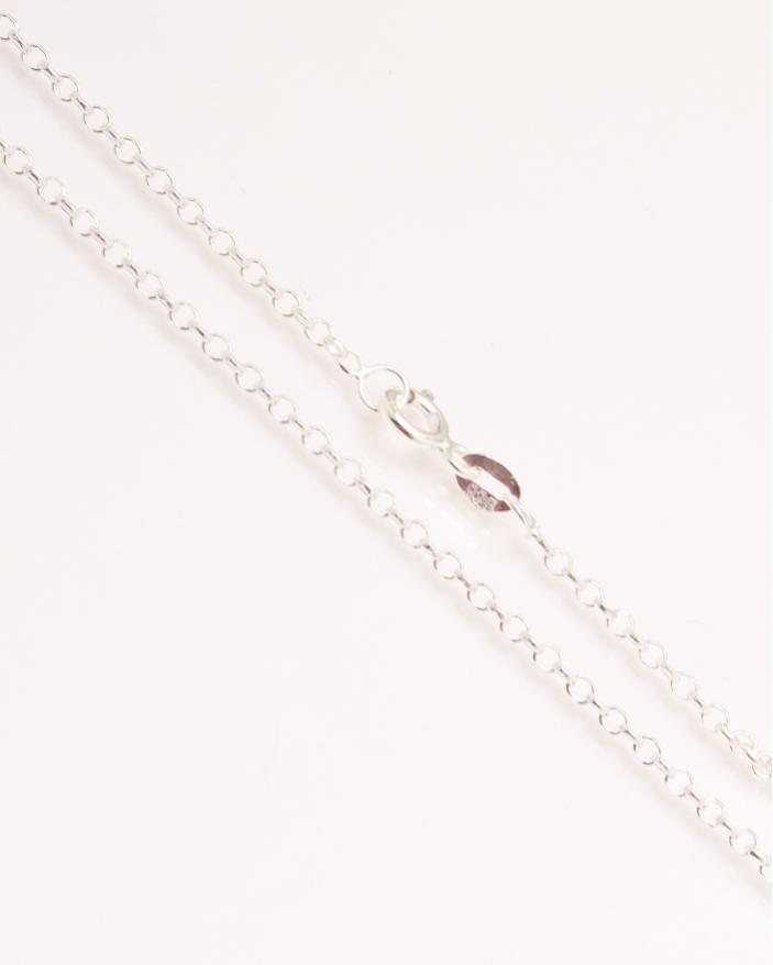 Colier argint 50 cm cod 4-24699, gr3