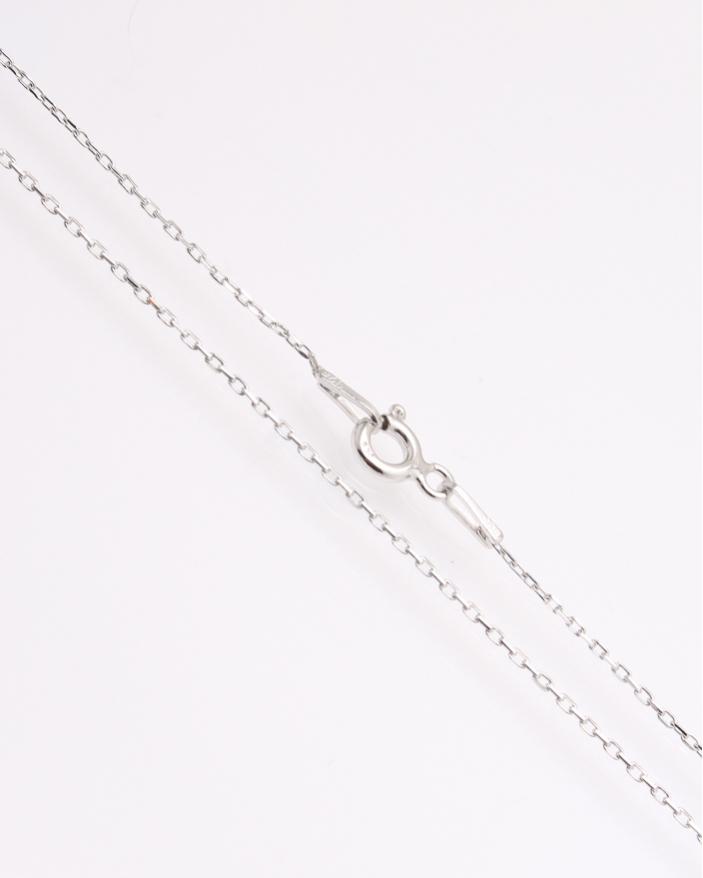 Colier argint 40 cm cod 4-25780, gr1