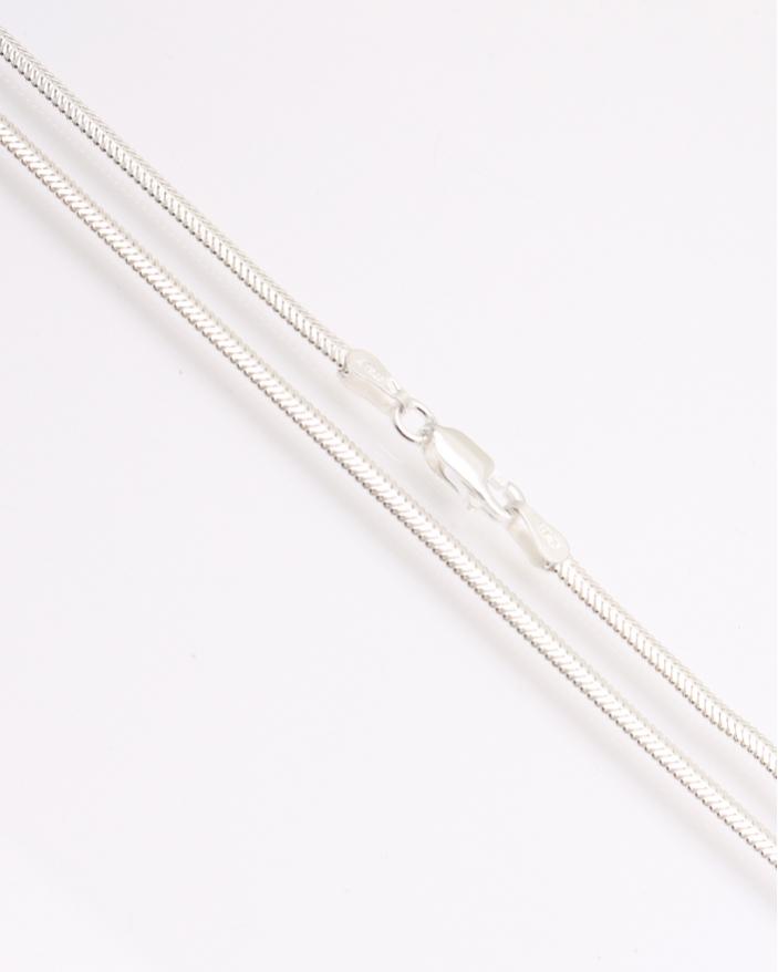 Colier argint 50 cm cod 4-26164, gr4.7