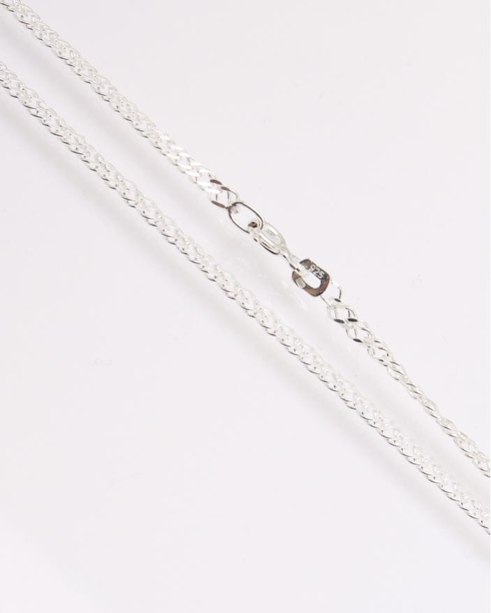 Colier argint 65 cm cod 4-28564, gr4.4