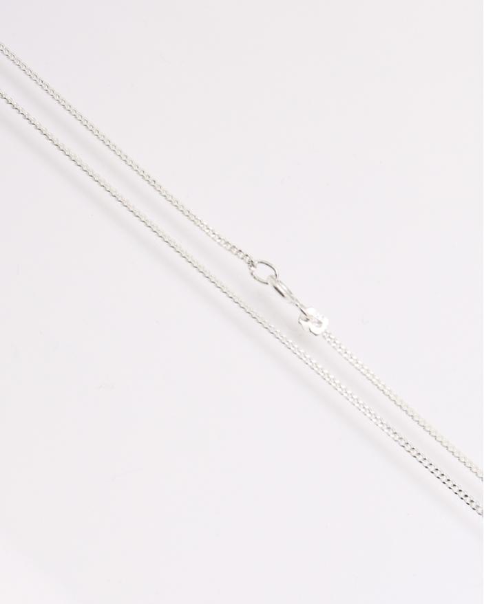 Colier argint 55 cm cod 4-28566, gr2.8