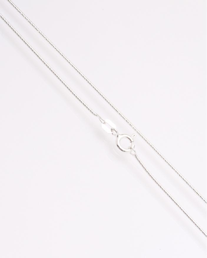 Colier argint 45 cm cod 4-30627, gr1.8