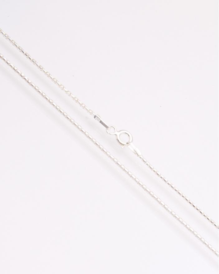 Colier argint 50 cm cod 4-31185, gr1.8