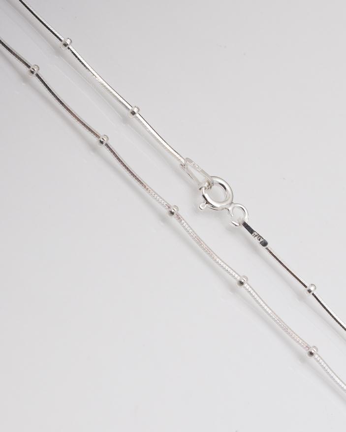 Colier argint cod 4-5526, gr3.3