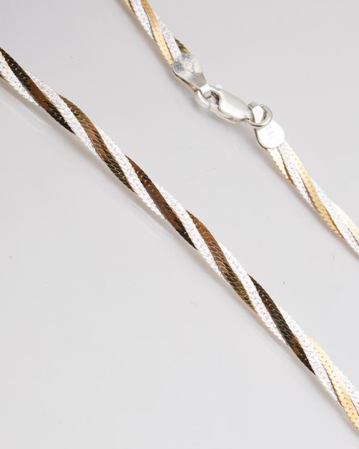 Colier argint cod 4-5537, gr6.7