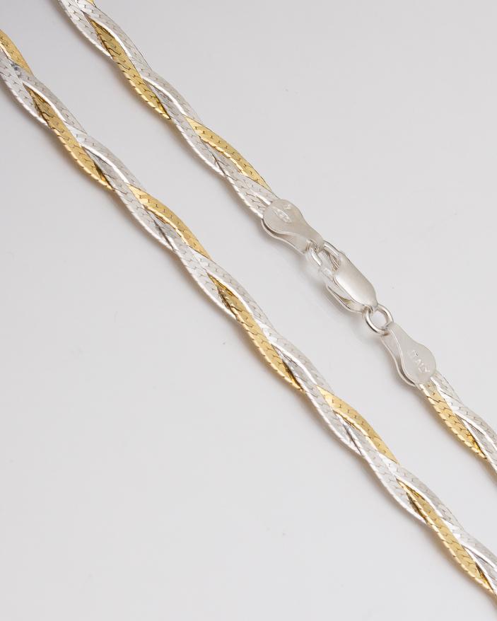 Colier argint cod 4-5539, gr7.8