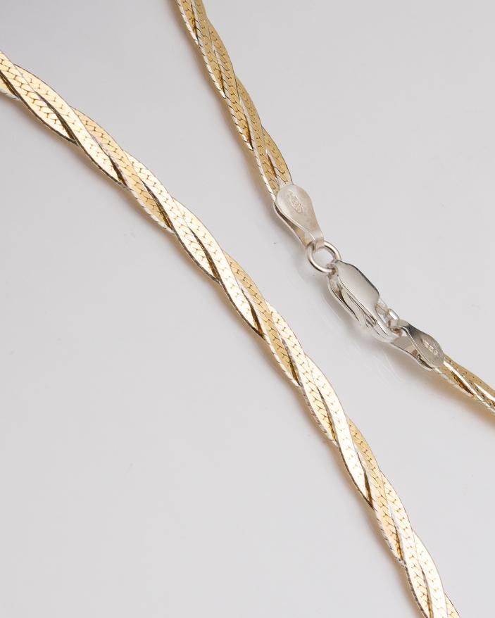 Colier argint cod 4-5541, gr7.5