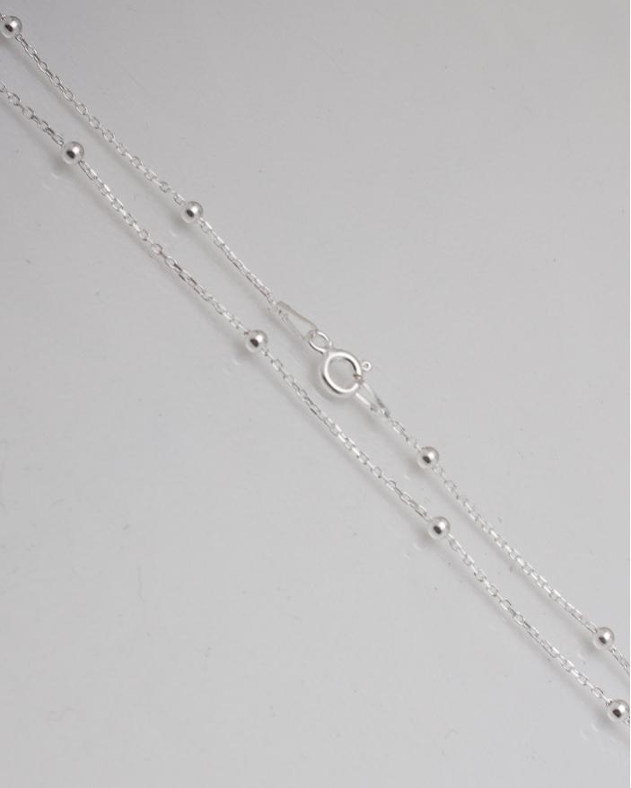 Colier argint cod 4-8679, gr2.5
