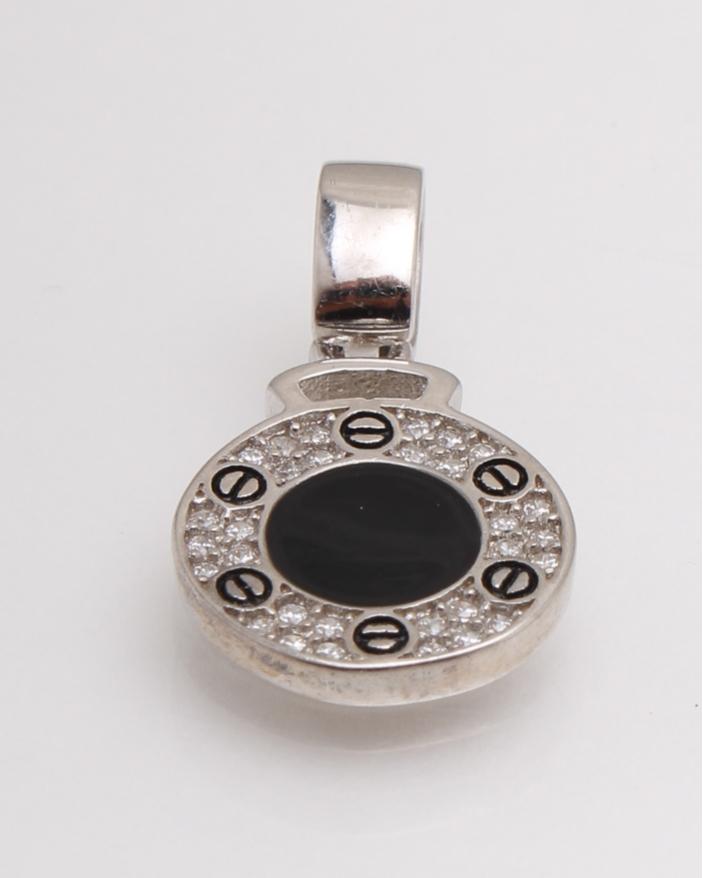 Pandantiv argint cod 6-13355. gr2