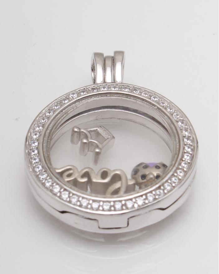 Pandantiv argint cod 6-13433. gr8.4