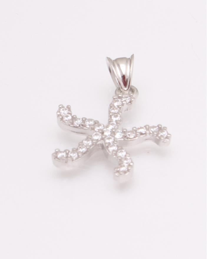 Pandantiv argint steluta de mare cod 6-29306. gr1.1