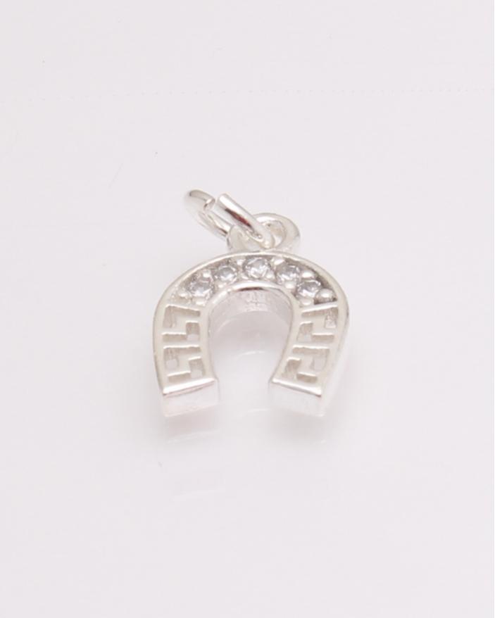 Pandantiv argint potcoava cod 6-29439. gr0.6