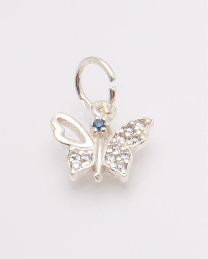 Pandantiv argint fluture cod 6-32776. gr0.8