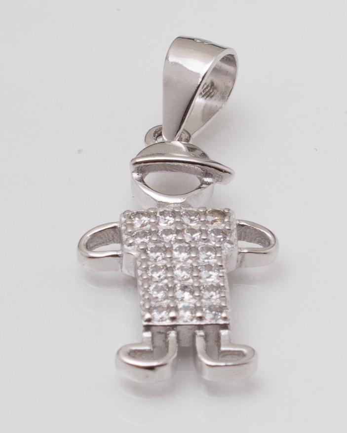 Pandantiv argint cod 6-6399. gr1
