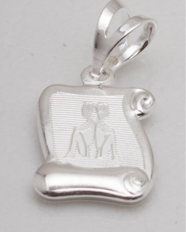 Pandantiv argint cod 6-9259. gr0.8