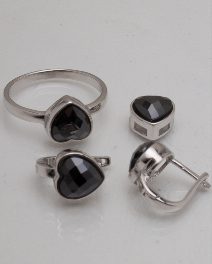 Set argint cod 3-10044, gr6.4