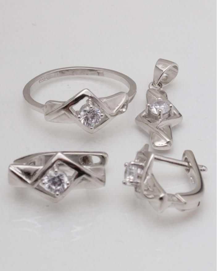 Set argint cod 3-10539, gr5.8