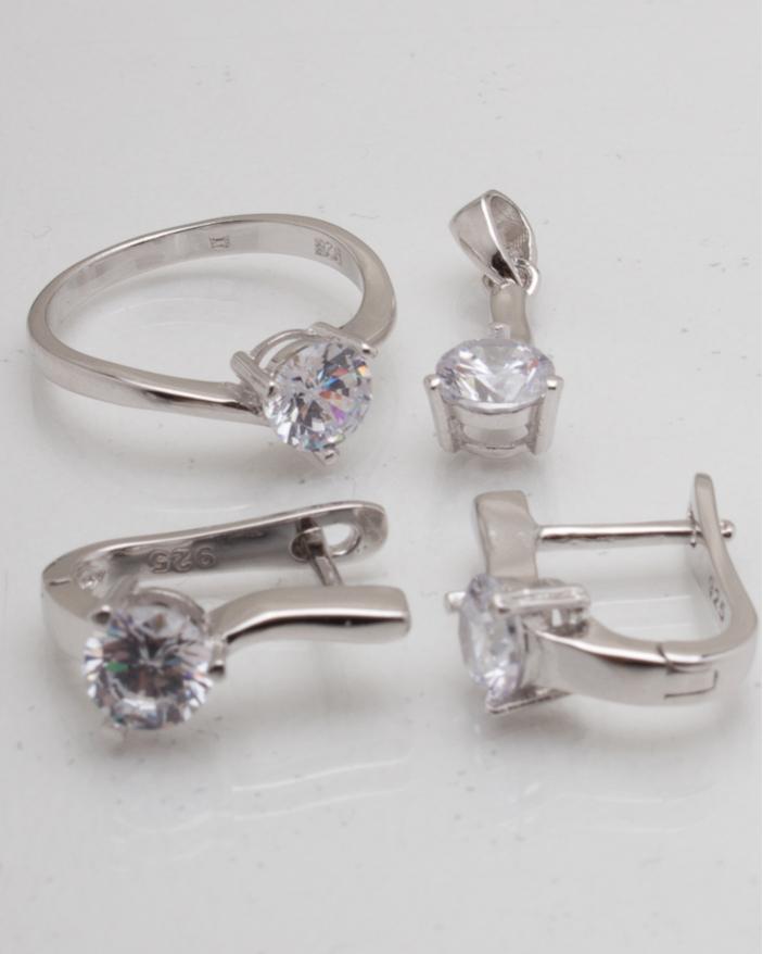 Set argint cod 3-10540, gr7.7