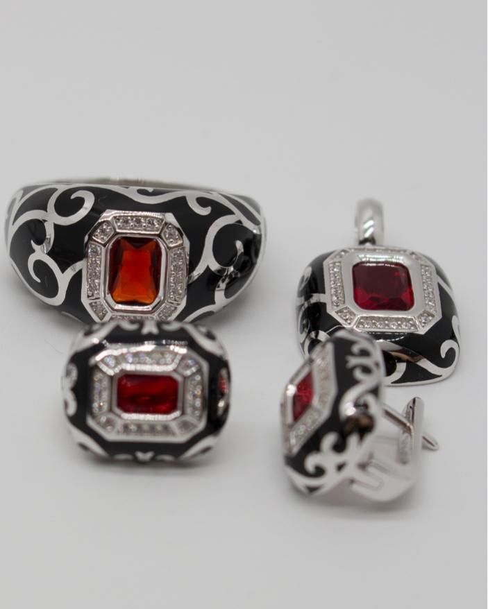 Set argint cod 3-10621, gr18.1