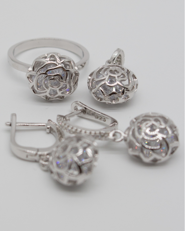 Set argint cod 3-10648, gr14.2