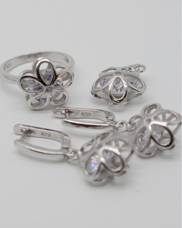 Set argint cod 3-10649, gr12.9