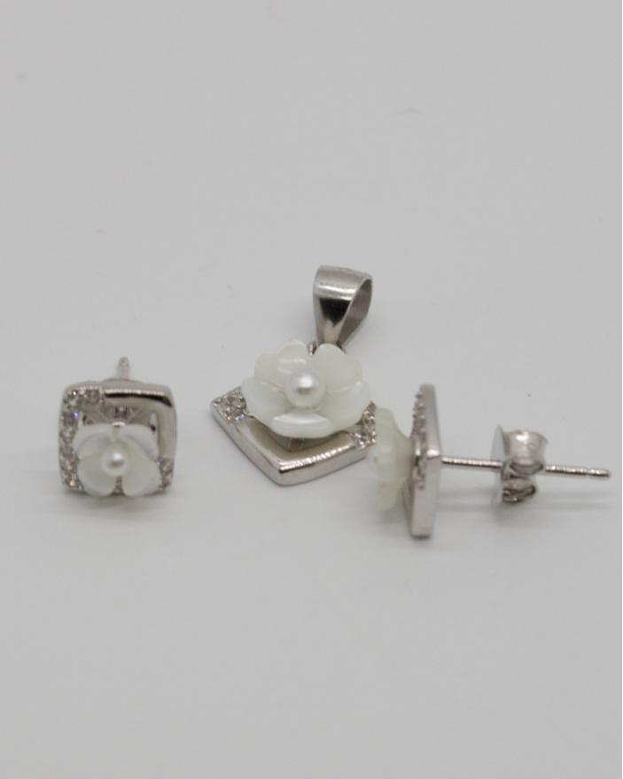 Set argint cod 3-11957, gr2