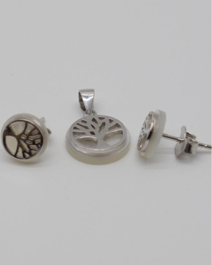 Set argint cod 3-11961, gr1.9