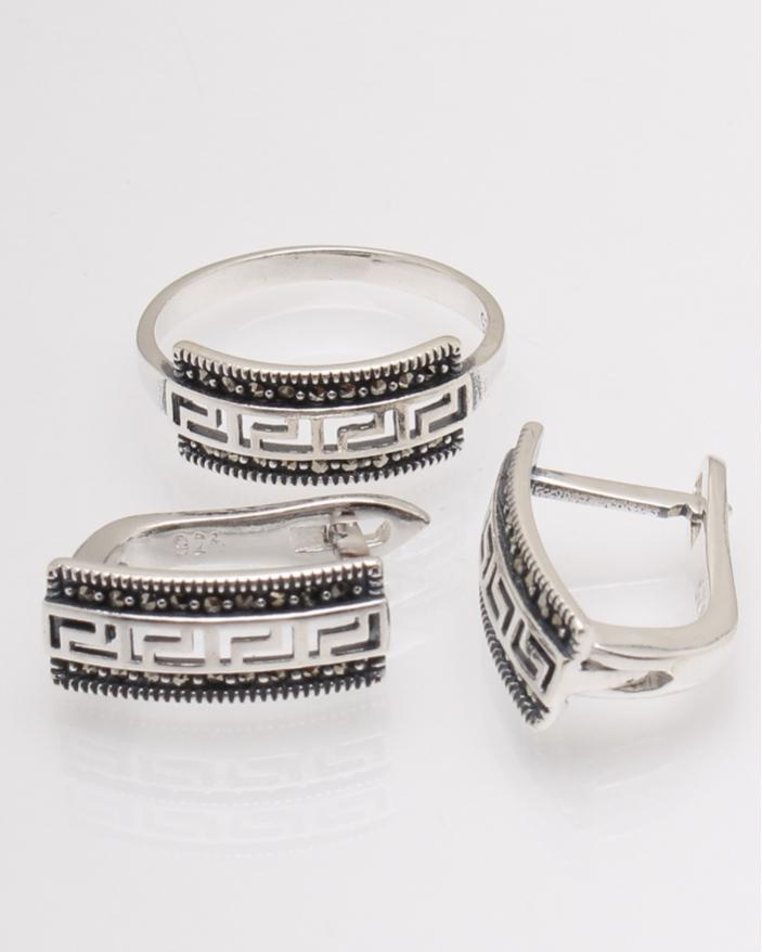 Set argint cod 3-12998, gr6.1