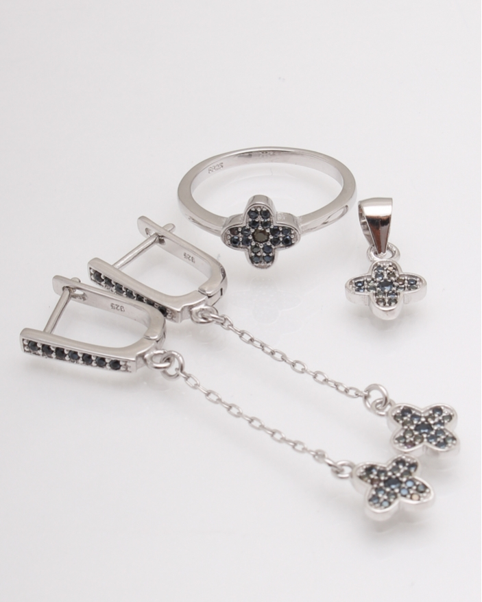 Set argint cod 3-13010, gr5.6