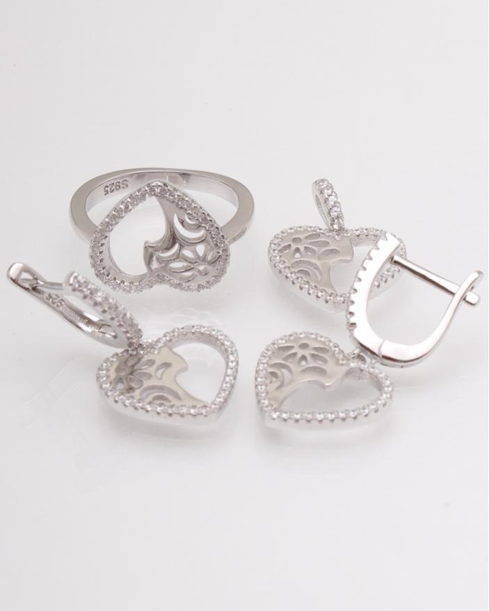 Set argint cod 3-13011, gr9.4
