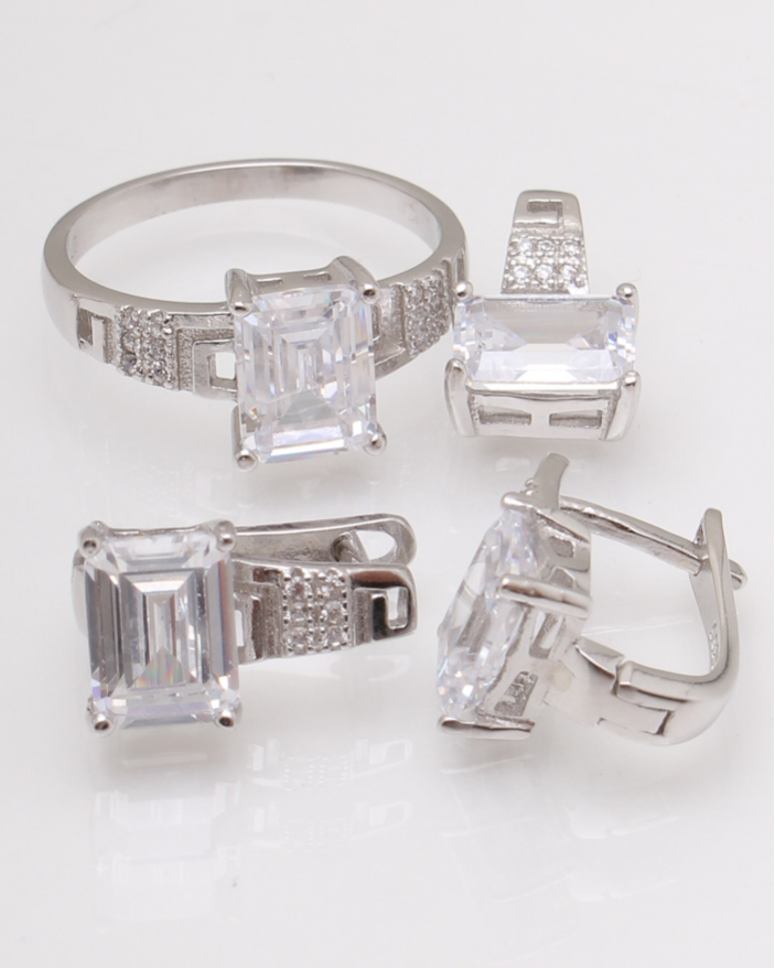 Set argint cod 3-13039, gr7.5