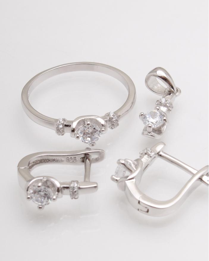 Set argint cod 3-13109, gr5.6