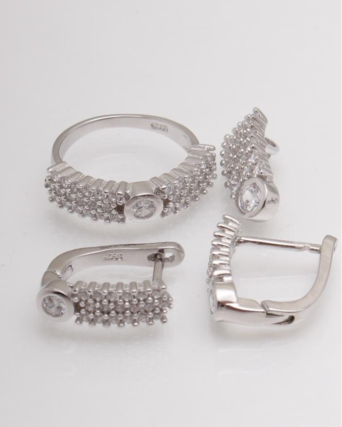 Set argint cod 3-13123, gr9