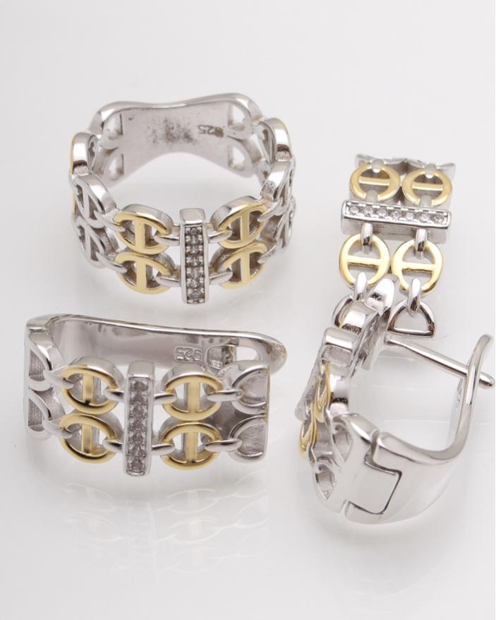 Set argint cod 3-13127, gr15.9
