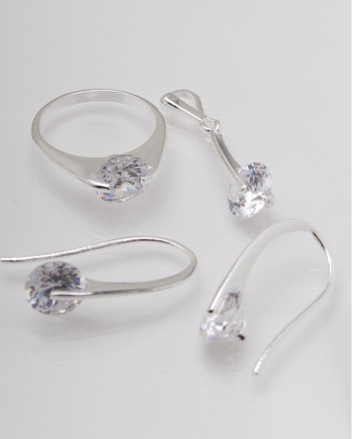 Set argint cod 3-13653, gr6.9