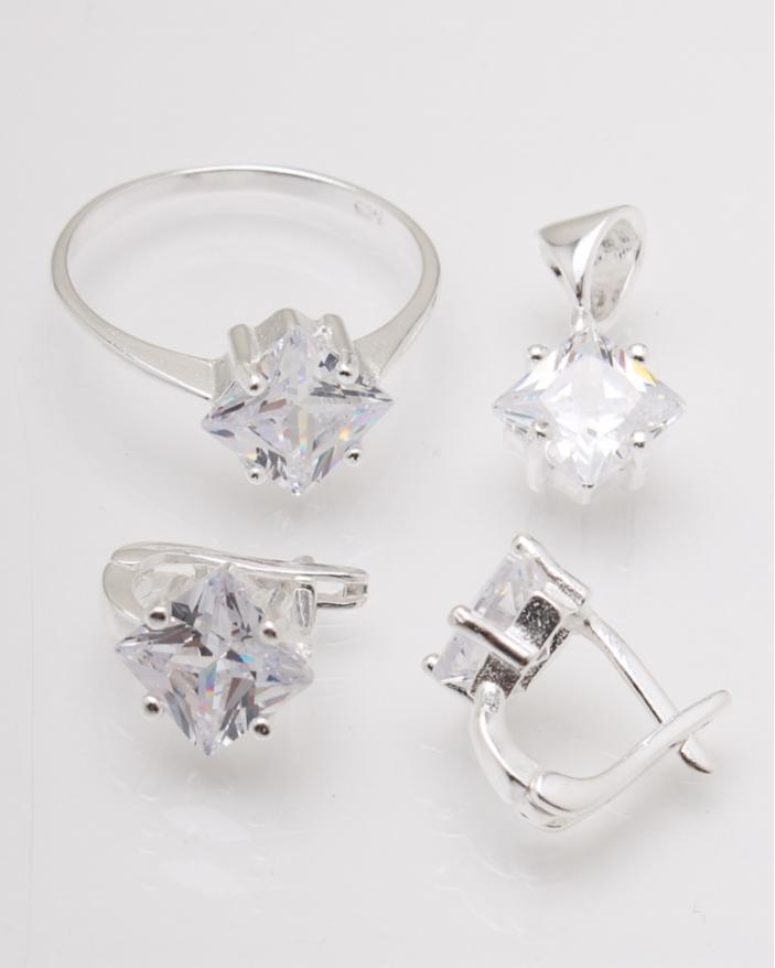 Set argint cod 3-13658, gr6.7