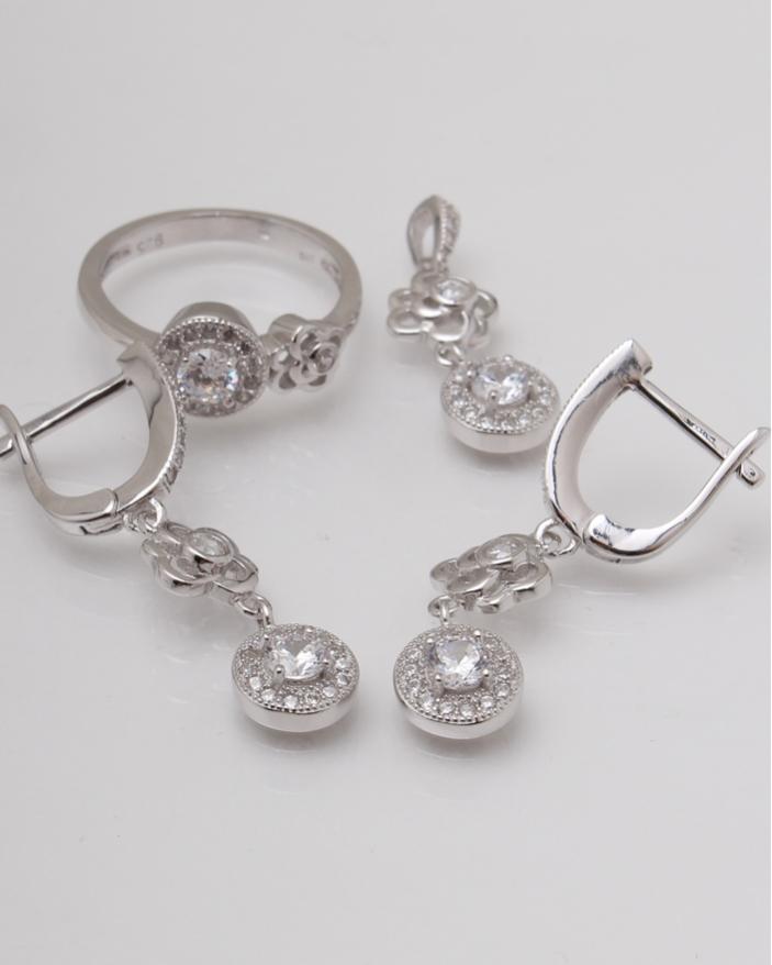Set argint cod 3-14576, gr7.8