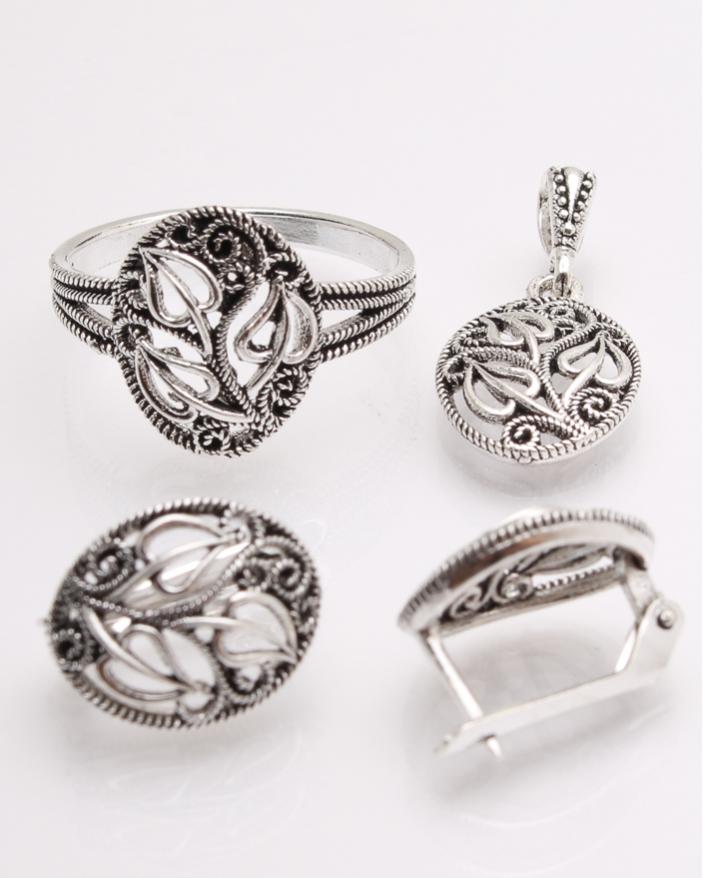 Set argint cod 3-22225, gr6.5