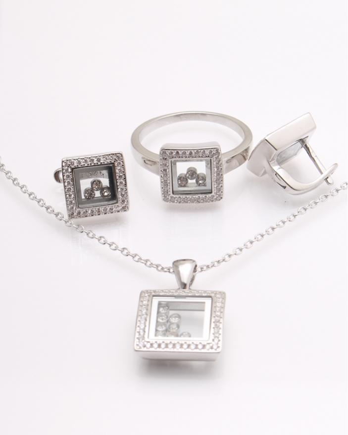 Set argint cod 3-22243, gr17.8