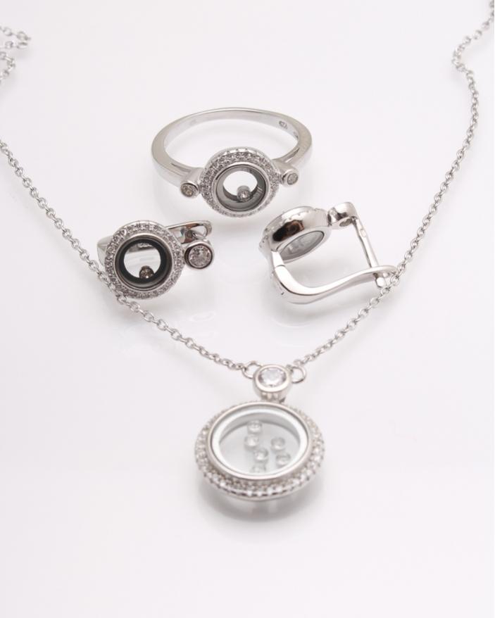 Set argint cod 3-22244, gr14.7