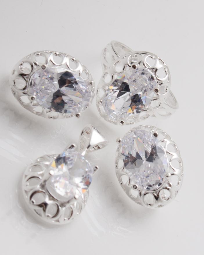 Set argint cod 3-2329, gr13.3
